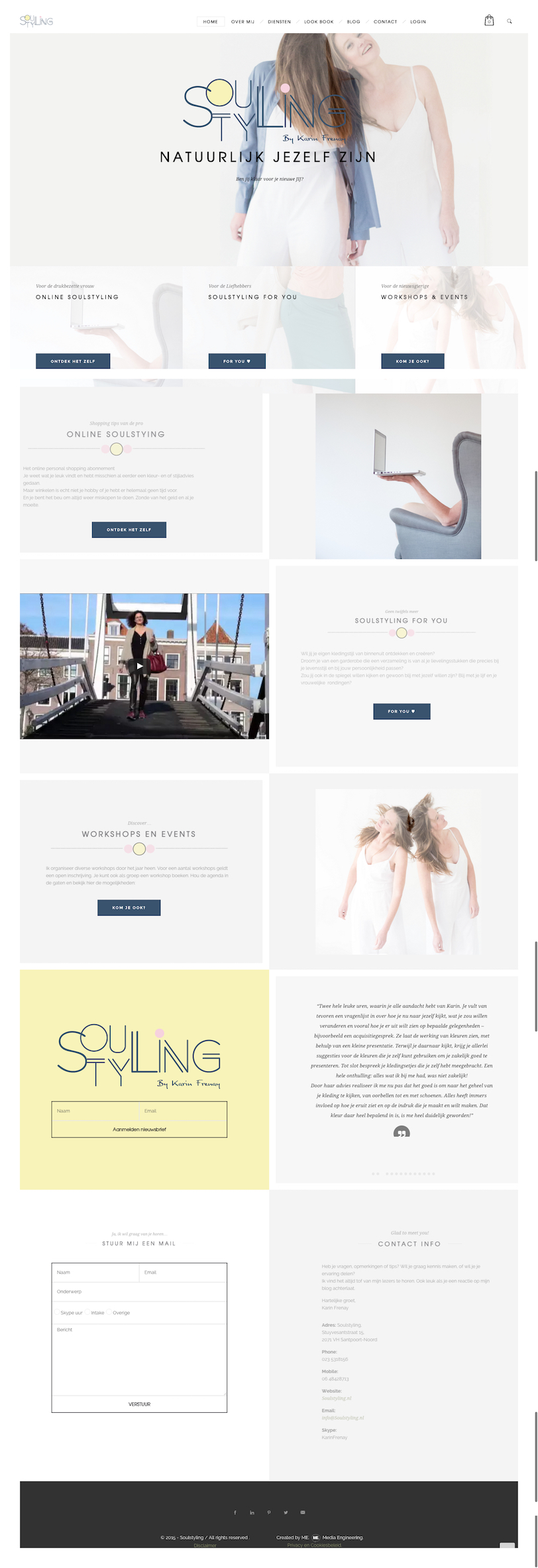 Soulstyling.nl-home